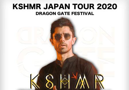 2020年4月にKSHMRが大阪と東京にて初の大型単独ライブツアーを開催!