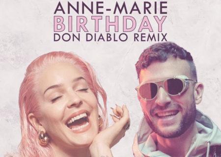 "Don DiabloがAnne-Marieの最新シングル""Birthday""を公式リミックス!"