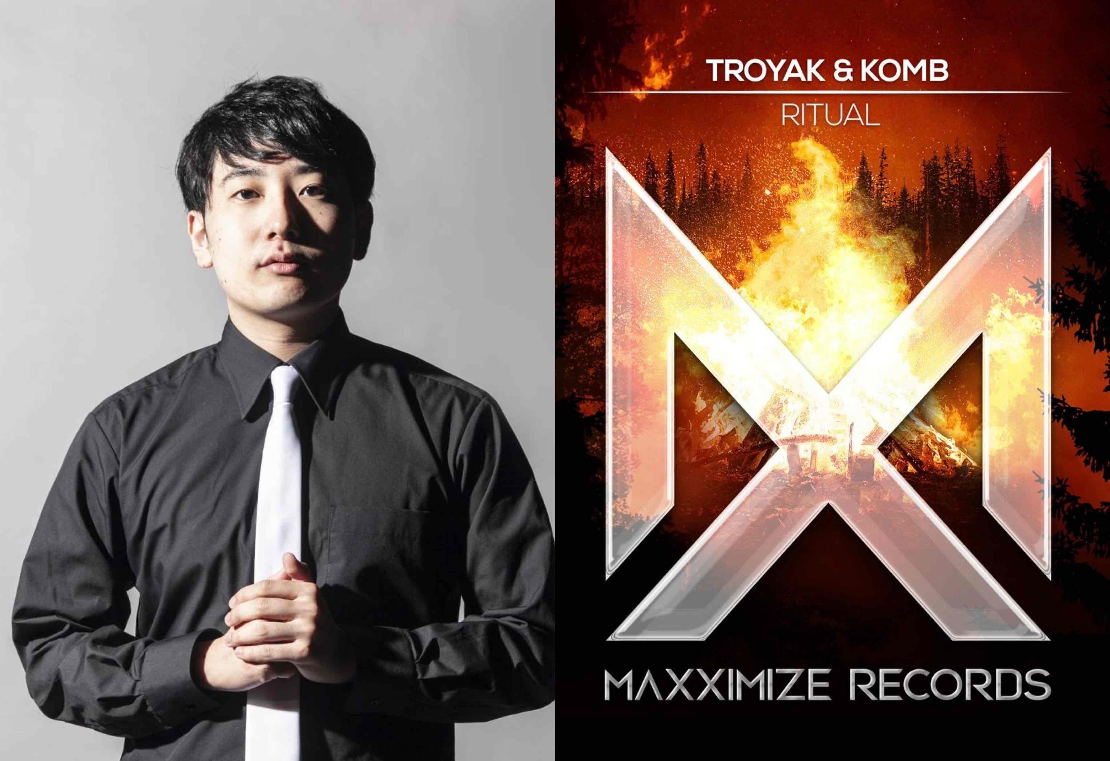 初の快挙!日本人トラックメイカーのKombがBlasterjaxxのレーベルから新曲をリリース!