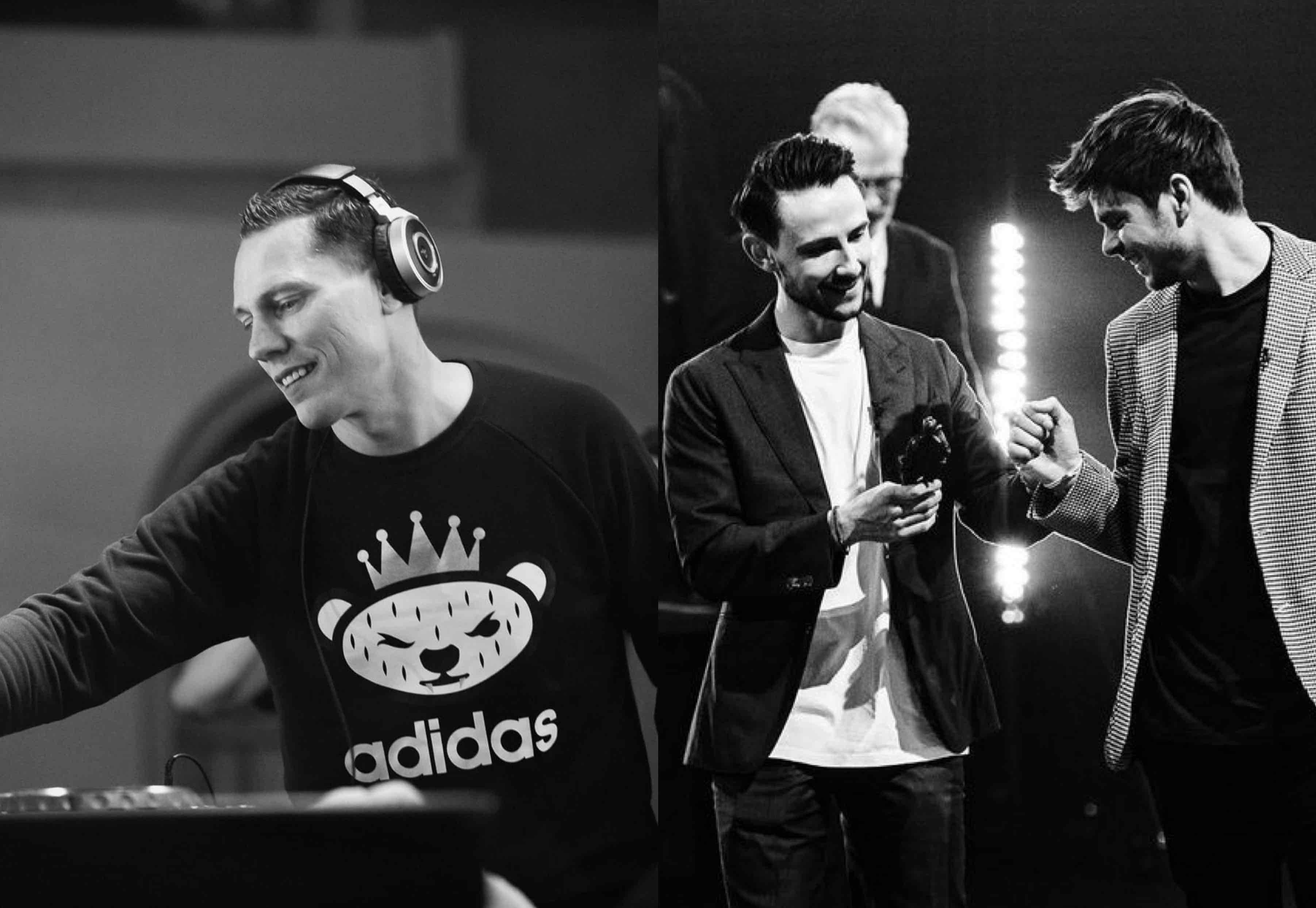 """豪華コラボ実現!TiëstoがLucas & Steveとコラボした新曲""""Oohla Oohla""""を初披露!"""